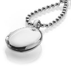 Obrázek è. 2 k produktu: Støíbrný pøívìsek Hot Diamonds Memoirs Oval Locket