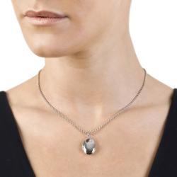 Obrázek è. 4 k produktu: Støíbrný pøívìsek Hot Diamonds Memoirs Oval Locket