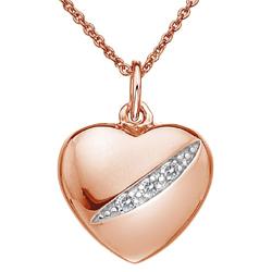 přívěsek srdce Hot Diamonds dp502