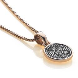Obrázek č. 2 k produktu: Přívěsek Hot Diamonds Stargazer Circle Rose Gold
