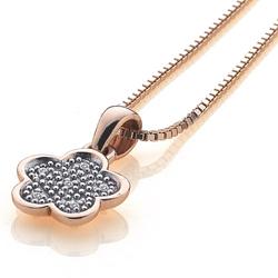 Obrázek č. 2 k produktu: Přívěsek Hot Diamonds Stargazer Flower Rose Gold