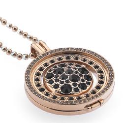Stříbrný náhrdelník Hot Diamonds Emozioni DP557EC219CH019