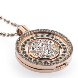 Obrázek è. 4 k produktu: Støíbrný náhrdelník Hot Diamonds Emozioni DP557EC243CH019
