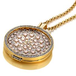 Støíbrný náhrdelník Hot Diamonds Emozioni DP558CH010EC170