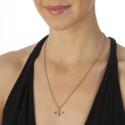 Obrázek è. 4 k produktu: Støíbrný pøívìsek Hot Diamonds Paradise Bee Rose Gold