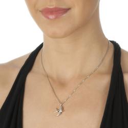 Obrázek è. 4 k produktu: Støíbrný pøívìsek Hot Diamonds Paradise Swallow