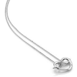 Obrázek è. 2 k produktu: Støíbrný pøívìsek Hot Diamonds Infinity Heart