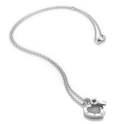 Obrázek è. 2 k produktu: Støíbrný pøívìsek Hot Diamonds Love DP654