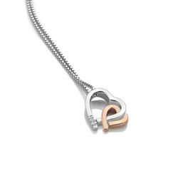 Obrázek è. 2 k produktu: Støíbrný pøívìsek Hot Diamonds Love DP660