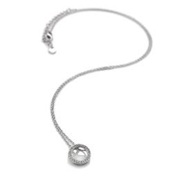 Obrázek è. 2 k produktu: Støíbrný pøívìsek Hot Diamonds Love DP661