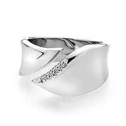 Obrázek è. 2 k produktu: Støíbrný prsten Hot Diamonds Simply Sparkle DR076