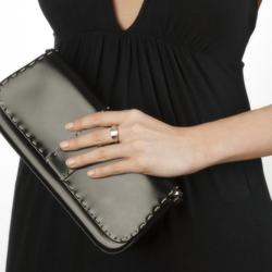 Obrázek è. 2 k produktu: Støíbrný prsten Hot Diamonds Satin