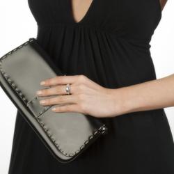 Obrázek è. 4 k produktu: Støíbrný prsten Hot Diamonds Hammered
