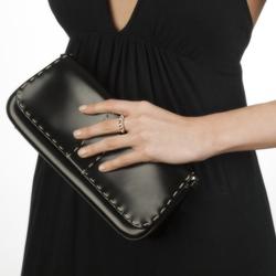 Obrázek č. 1 k produktu: Stříbrný prsten Hot Diamonds By The Shore Gold Large