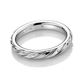 Obrázek è. 2 k produktu: Støíbrný prsten Hot Diamonds Breeze