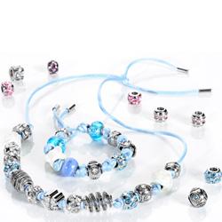 Obrázek č. 3 k produktu: Přívěsek Morellato Drops Light Blue CZ38