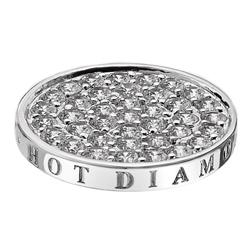 Přívěsek Hot Diamonds Emozioni Ice Sparkle Coin