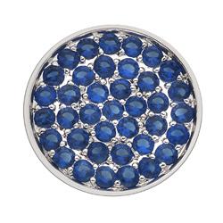 Obrázek è. 2 k produktu: Pøívìsek Hot Diamonds Emozioni Azure Sparkle Coin
