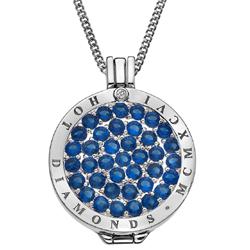 Obrázek è. 16 k produktu: Pøívìsek Hot Diamonds Emozioni Azure Sparkle Coin