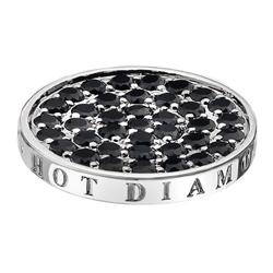 Přívěsek Hot Diamonds Emozioni Midnight Sparkle Coin