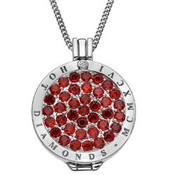 Obrázek è. 14 k produktu: Pøívìsek Hot Diamonds Emozioni Fire Sparkle Coin