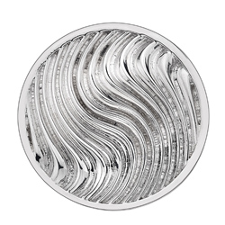 Obrázek è. 2 k produktu: Pøívìsek Hot Diamonds Emozioni Silver Wave Coin