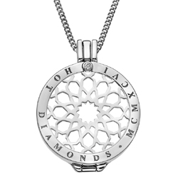 Obrázek è. 16 k produktu: Pøívìsek Hot Diamonds Emozioni Zillij Coin