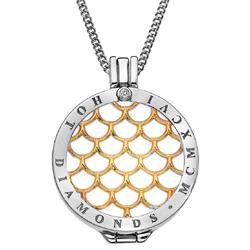 Obrázek è. 14 k produktu: Pøívìsek Hot Diamonds Emozioni Gold Weaver Coin