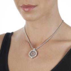 Obrázek è. 12 k produktu: Pøívìsek Hot Diamonds Emozioni Zillij Coin