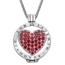 Obrázek č. 5 k produktu: Přívěsek Hot Diamonds Emozioni Fire Sparkle Heart Mirage Coin