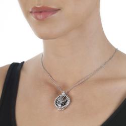 Obrázek è. 16 k produktu: Pøívìsek Hot Diamonds Emozioni Zebra Coin