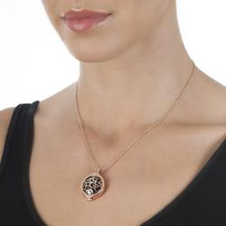 Obrázek č. 8 k produktu: Přívěsek Hot Diamonds Emozioni Leopard Rose Gold Coin