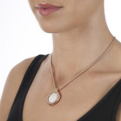 Obrázek č. 1 k produktu: Přívěsek Hot Diamonds Emozioni Faux Crocodile White Coin