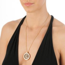 Obrázek è. 12 k produktu: Pøívìsek Hot Diamonds Emozioni Art Deco Sunrise Yellow Coin