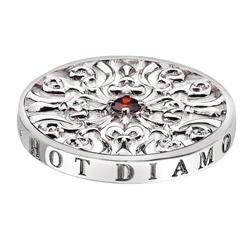 Pøívìsek Hot Diamonds Emozioni Victorian Coin