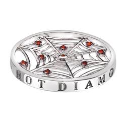 Pøívìsek Hot Diamonds Emozioni Consistenza Web Coin