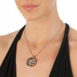 Obrázek č. 7 k produktu: Přívěsek Hot Diamonds Emozioni Art Deco Curve Rose Coin