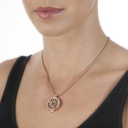 Obrázek č. 7 k produktu: Přívěsek Hot Diamonds Emozioni Art Deco Sunrise Rose Gold Coin
