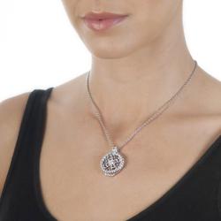 Obrázek è. 16 k produktu: Pøívìsek Hot Diamonds Emozioni Consistenza Petal Coin