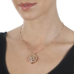 Obrázek č. 6 k produktu: Přívěsek Hot Diamonds Emozioni Roman Rose Gold Coin