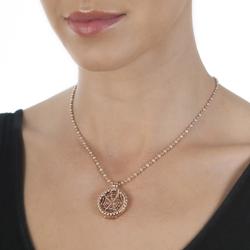 Obrázek è. 16 k produktu: Pøívìsek Hot Diamonds Emozioni Consistenza Web Rose Coin