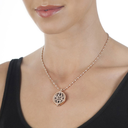 Obrázek č. 15 k produktu: Přívěsek Hot Diamonds Emozioni Art Deco Classic Rose Coin