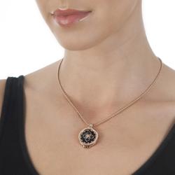 Obrázek č. 7 k produktu: Přívěsek Hot Diamonds Emozioni Atlas Rose Gold Coin