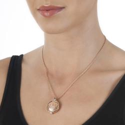 Obrázek č. 4 k produktu: Přívěsek Hot Diamonds Emozioni Mystical Map RG Coin