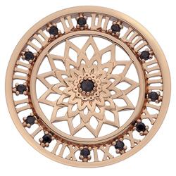 Obrázek č. 1 k produktu: Přívěsek Hot Diamonds Emozioni Time Traveller RG Coin