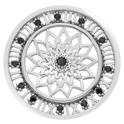 Obrázek č. 1 k produktu: Přívěsek Hot Diamonds Emozioni Time Traveller Coin