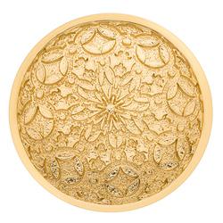 Obrázek č. 7 k produktu: Přívěsek Hot Diamonds Emozioni Percorso Mystical Map Yellow Gold Coin