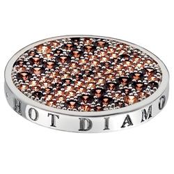 Pøívìsek Hot Diamonds Emozioni Serpente Coin