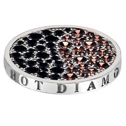 Pøívìsek Hot Diamonds Emozioni Corrente Brown Coin