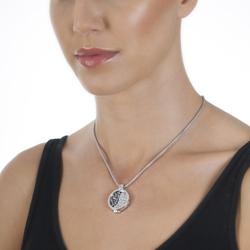 Obrázek è. 4 k produktu: Pøívìsek Hot Diamonds Emozioni Corrente Black Coin